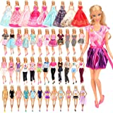 BARWA 16 Pack Doll Clothes and Accessories 5...