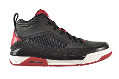 67aa46fb621 Jordan Flight 9.5 Men s Shoes Black Gym Red-White 654262-001 (11.5