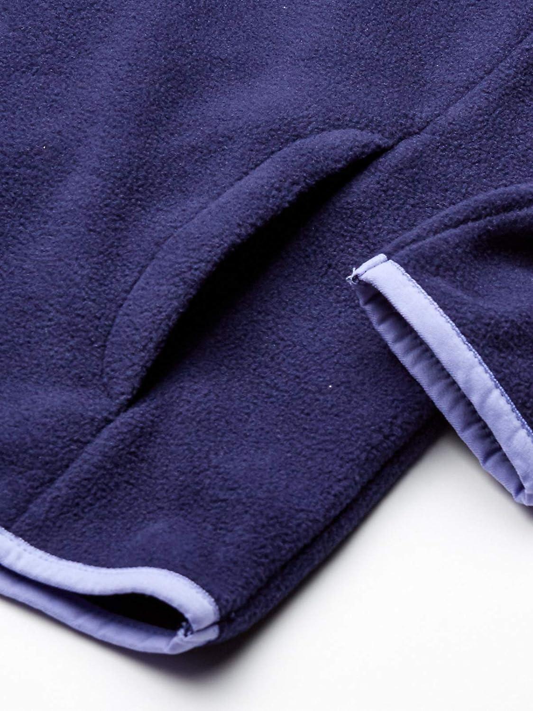 Essentials Girls Quarter-Zip Polar Fleece Jacket