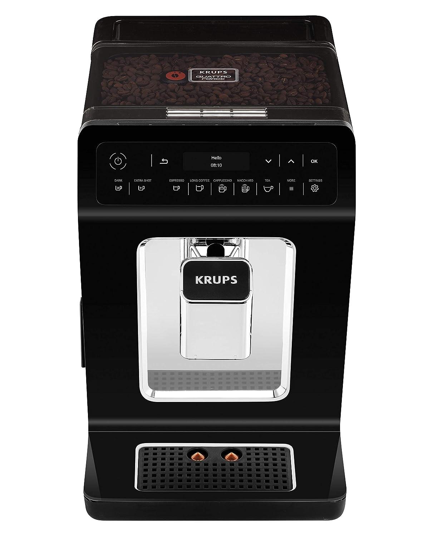 Krups Evidence Cafetera Automática 1450 W, 2.3 litros, Acero Inoxidable, Negro: Amazon.es: Hogar