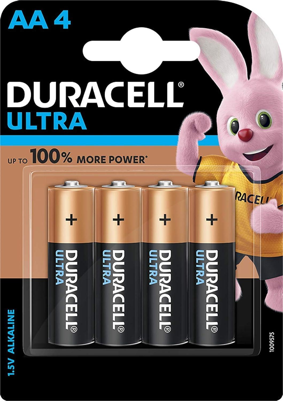 40 X Duracell Ultra Power Mx1500 Aa Mignon Elektronik