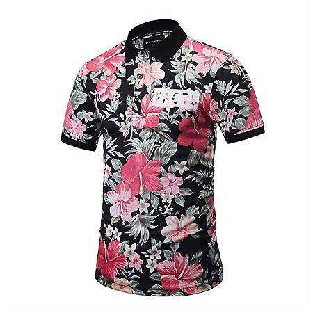 DYEWD Camiseta,Camiseta de Hombre, 2018 Camiseta de Verano Nueva ...
