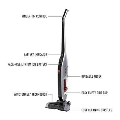 Hoover Linx Cordless Stick Vacuum Cleaner, BH50010