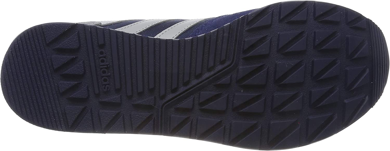 adidas Herren 8k Gymnastikschuhe, Noir/Blanc/gris foncà Mehrfarbig (Azuosc/Gridos/Gritre 000)
