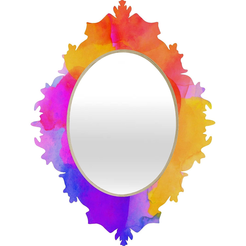 Small//19 x 14 Deny Designs Jacqueline Maldonado My Shaman Baroque Mirror