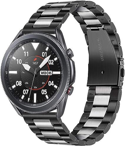 Extra Lang kompatibel  für Samsung Gear S3 Classic//Frontier 22mm Uhrenarmband