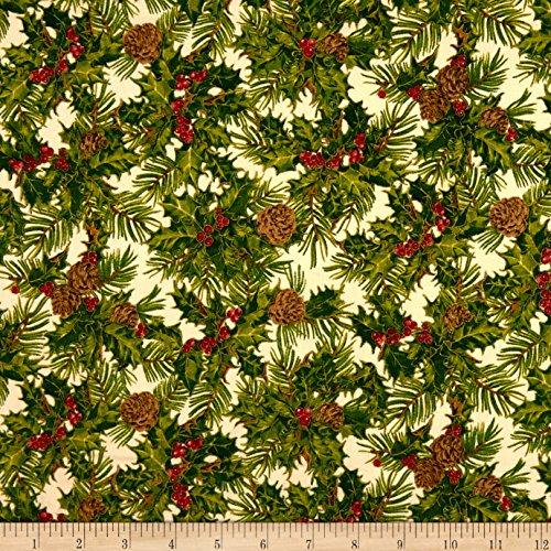 pine cone fabric - 6