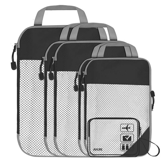 Amazon.com: Anrui - Cubos de compresión para viajes, bolsas ...
