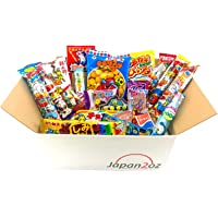 Japanese Candy Set Dagashi & Snacks Assortment 30 Pieces (20 Pieces)