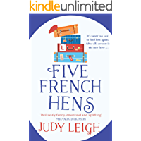 Five French Hens: A warm and uplifting feel-good novel for 2020 book cover