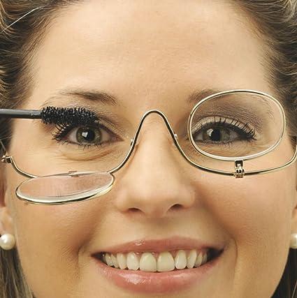 d856bbd5f7a Amazon.com  Magnifying Make up Eyeglasses