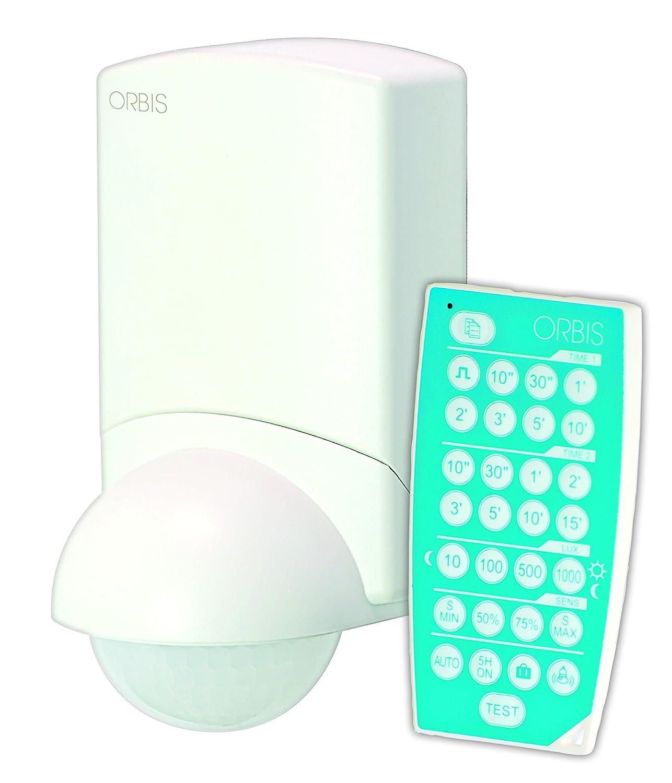 Orbis Mando CR Mando a Distancia para Sensor de Movimiento, OB134712: Amazon.es: Bricolaje y herramientas