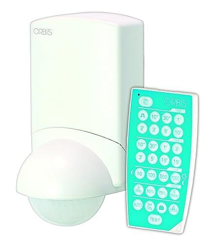 Orbis Mando CR Mando a Distancia para Sensor de Movimiento, OB134712