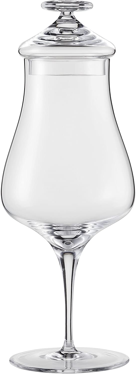Zwiesel 1872 The First whiskynosing 177 Set de 2 Whisky en verre avec couvercle 294 ml