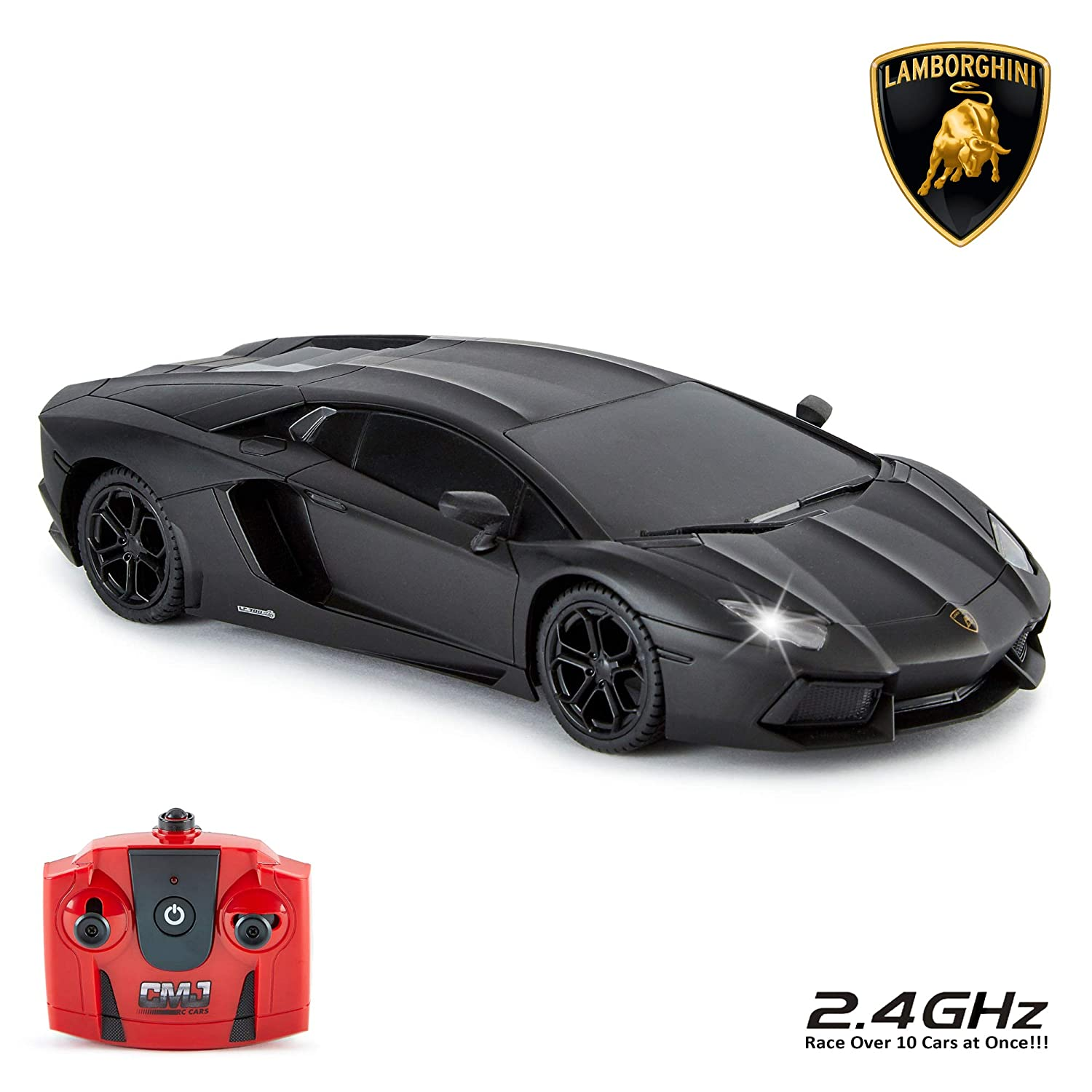 Lamborghini Aventador Official Licensed Remote Control Car For Kids