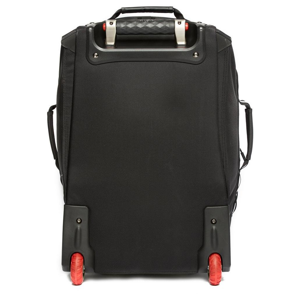 37b24d392 Amazon.com: The North Face Rolling Thunder 22-Inch Carry On Bag, TNF Black:  Clothing