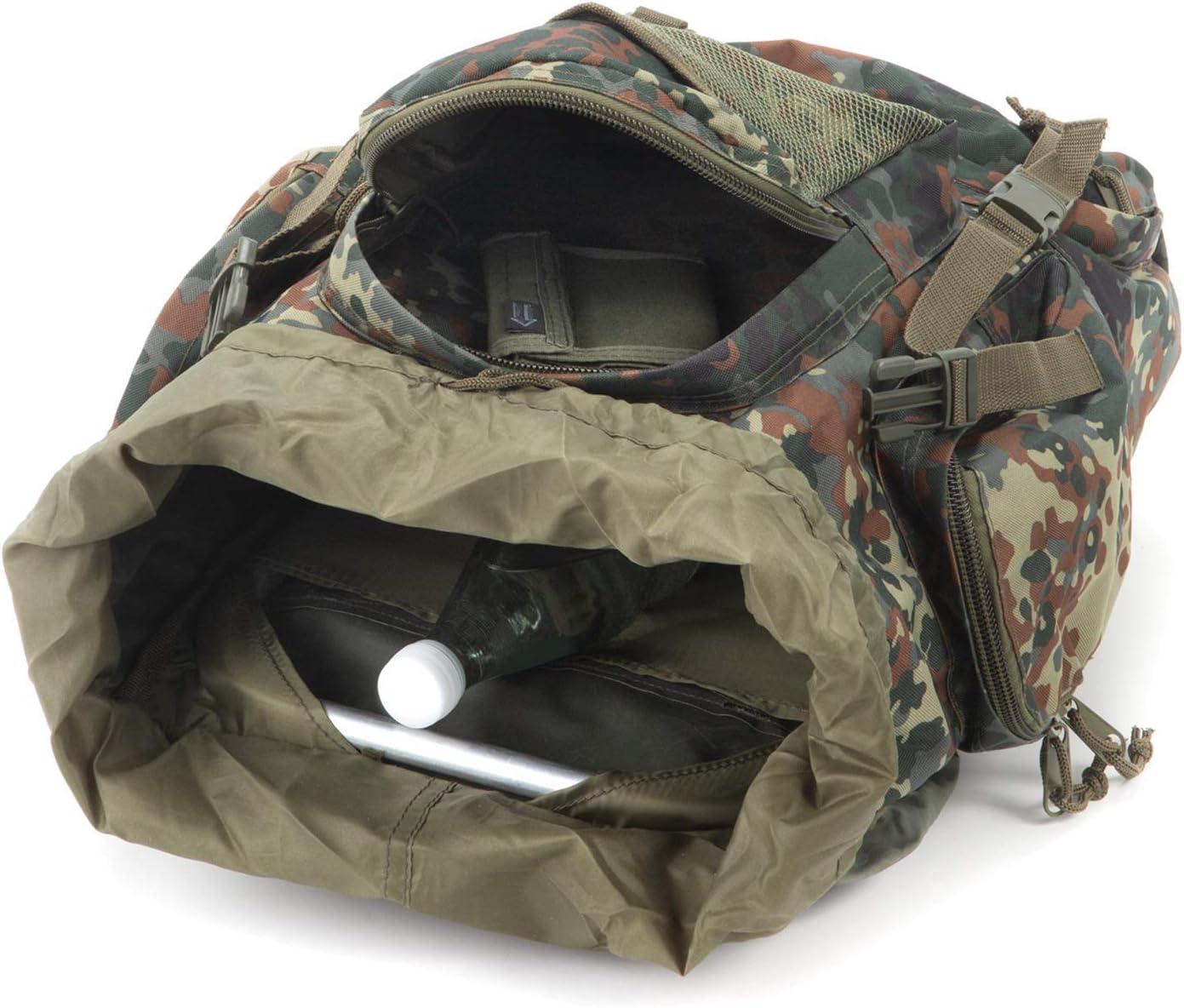 Commando Industries Tactical Mochila de Senderismo 65L