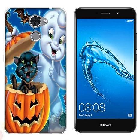 Funda Y7 Prime Carcasa Huawei Y7 Prime Víspera de Todos los ...