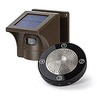 Deals on Emacros 1/2 Mile Long Range Solar Wireless Driveway Alarm