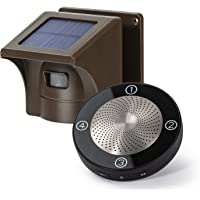 Deals on Emacros 1/2 Mile Long Range Solar Wireless Driveway Alarm
