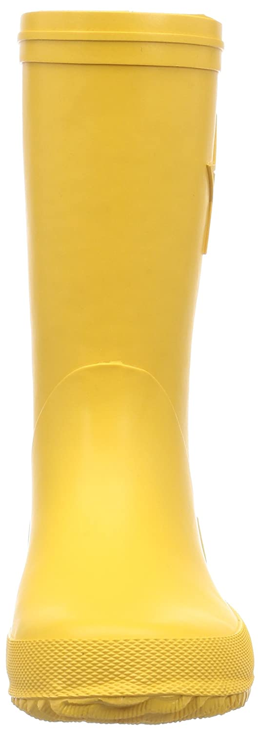 Bisgaard Rain Boot Star Unisex Kids/' Cold Lined Rubber Boots Half Length
