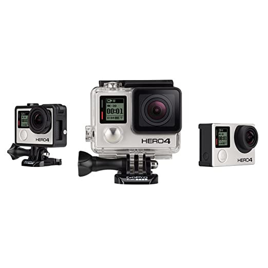 125 opinioni per GoPro Hero 4 Black 12MP Full HD Wi-Fi 88g action sports camera- action sports