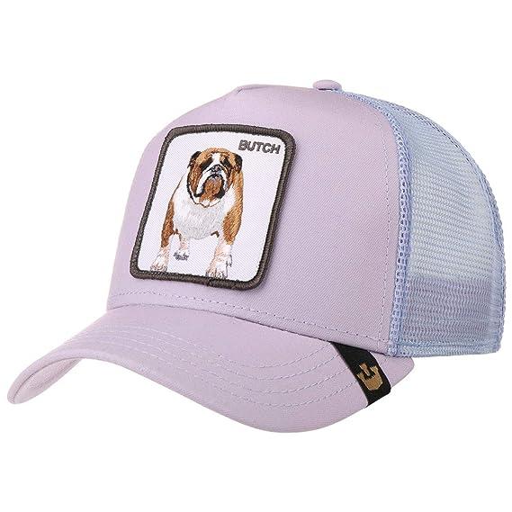 c745ace30e50b Goorin Butch Trucker Cap Bros. Baseball mesh (One Size - Purple ...