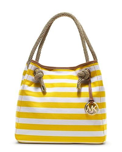 bff679d87020 MICHAEL Michael Kors Marina Large Grab Bag: Handbags: Amazon.com
