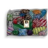 Catnip Grab Bag (24 Toys) or Starter Pack