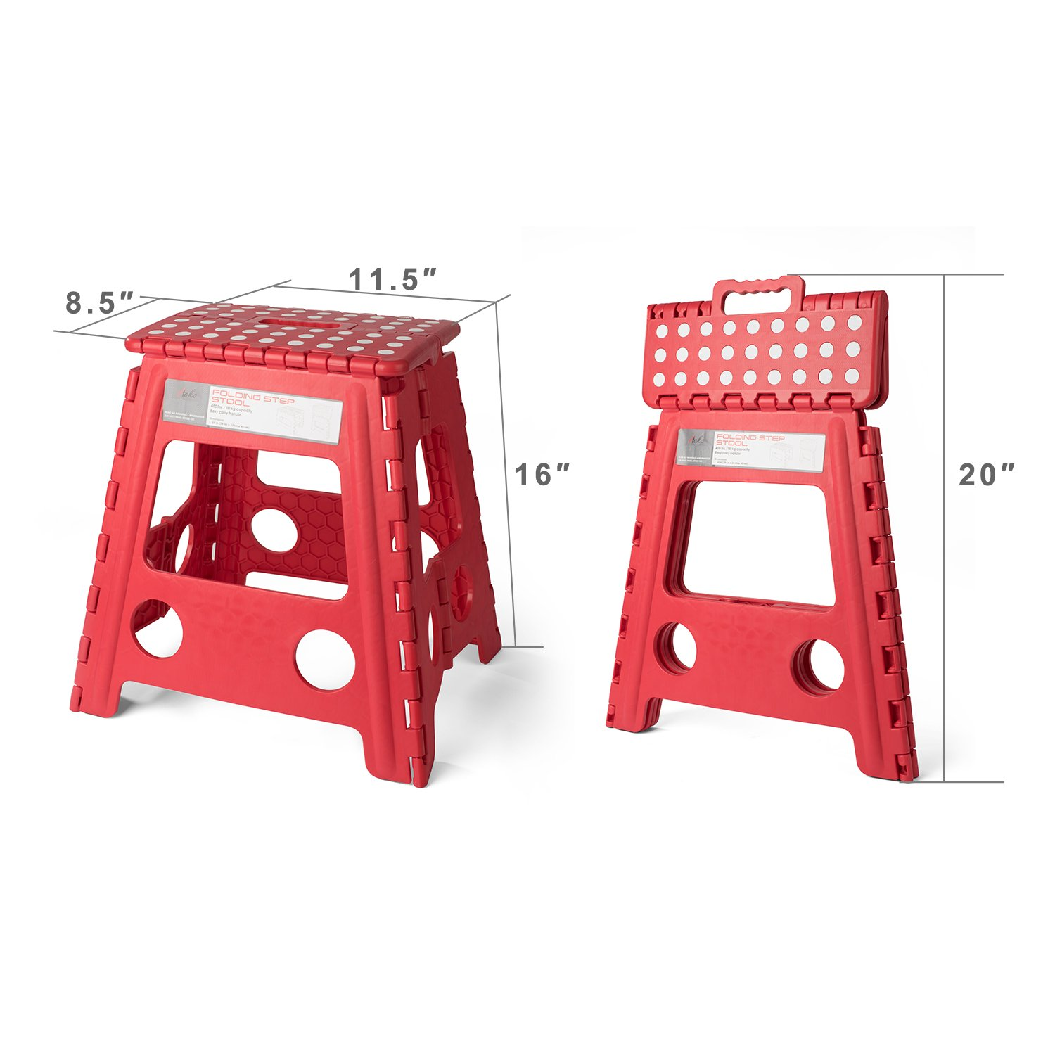 Luxury 7 Inch Step Stool