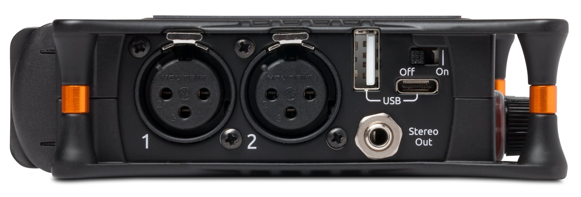 Sound Devices MixPre-3 Portable Multichannel Audio Recorder/Mixer, and USB Audio Interface by Sound Devices (Image #4)