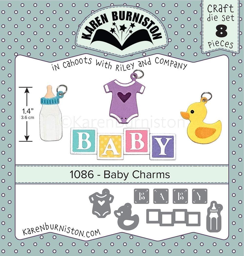 Karen Burniston Dies-baby Charms