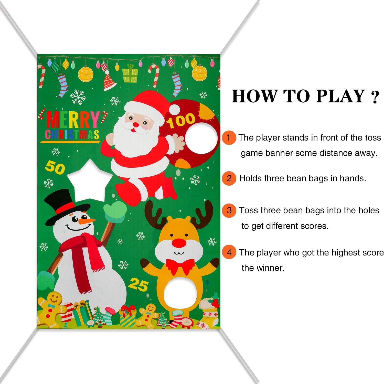 Noël Feutre Sacs Cadeau Faveur Fête Enfants Sacs De Noël Stocking Sacs