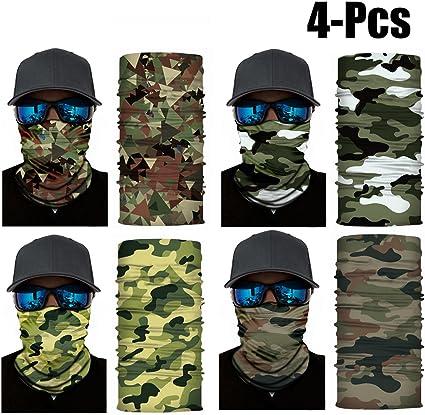 Headwear Camera Multifunctional Headbands Outdoor Magic Scarf As Sport Headwrap,Sweatband,Neck Gaiter,Tube Mask,Face Bandana