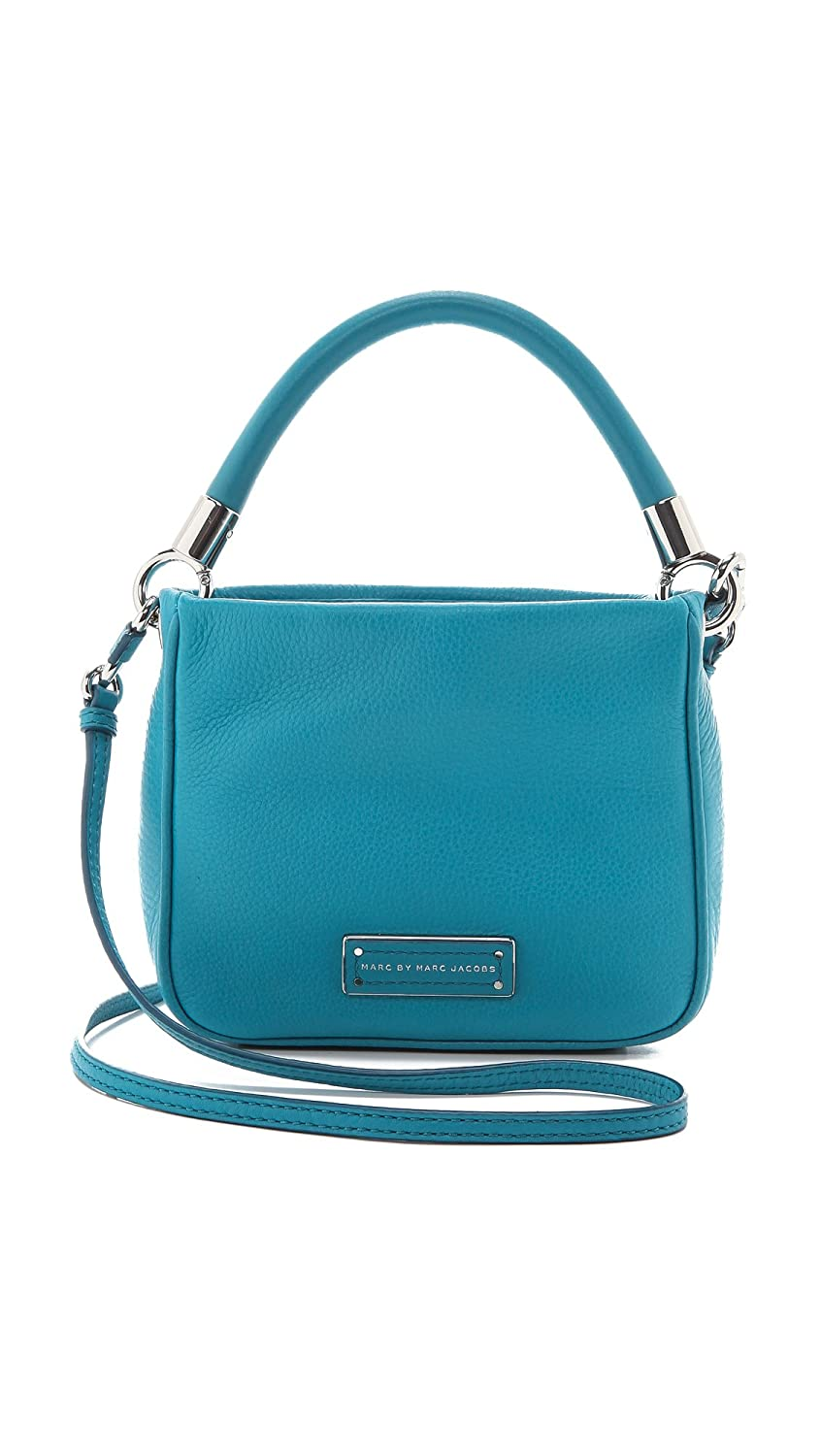 a39d5f633299 Amazon.com  Marc by Marc Jacobs Too Hot To Handle Hoctor Cross Body Turkish  Tile One Size  Clothing