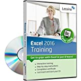 Excel 2016 Training - Get to grips with Excel in just 8 hours [1 user licence]