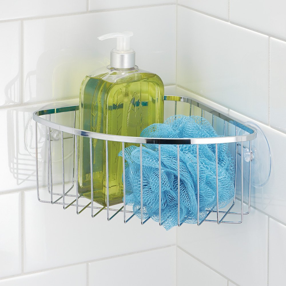Stainless Steel Shower Caddy: Amazon.co.uk: Kitchen & Home
