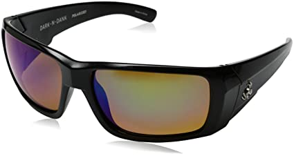 e10a1a07af6 Image Unavailable. Image not available for. Color  SpiderWire Dark N Dank  Sunglasses