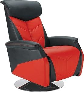 Pitstop Furniture RRC1000B Black RRC Racing Seat Recliner