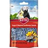 Kaytee Fiesta Blueberry Flavored Yogurt Dipped Sunflower Seeds Bird Treat