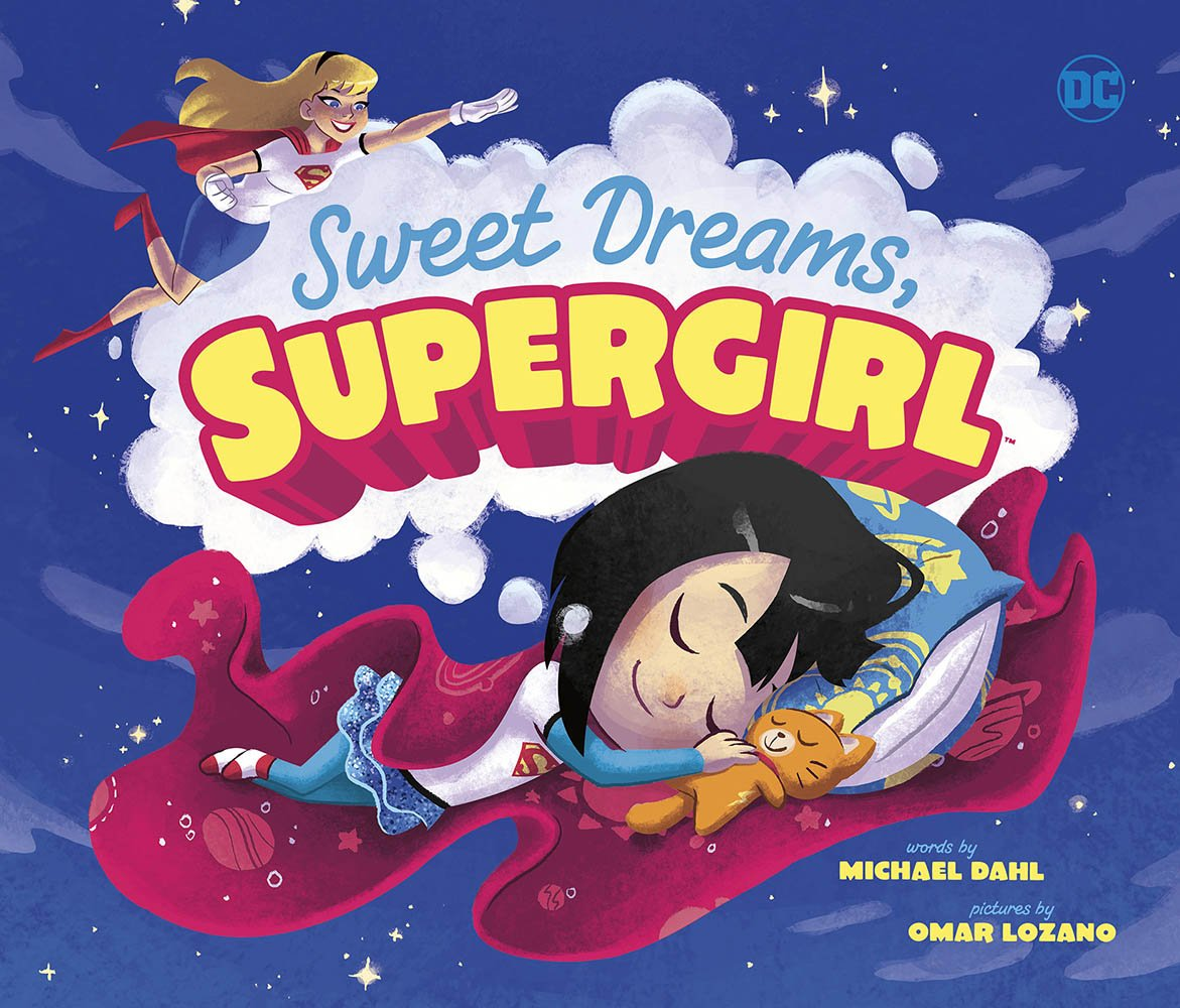 Amazoncom Sweet Dreams Supergirl Dc Super Heroes 9781623709983