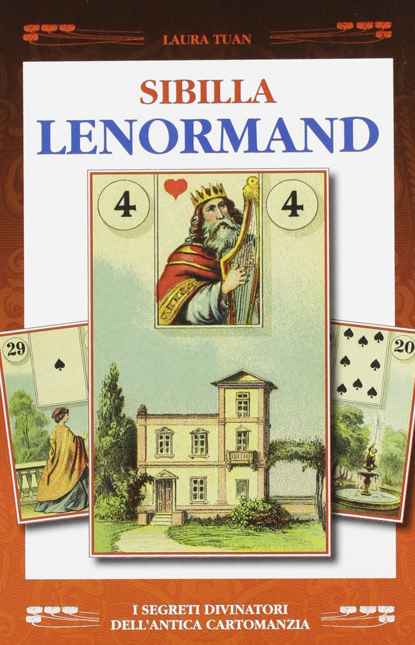 La sibilla Lenormand. Con 36 carte: 9788865271520: Amazon ...