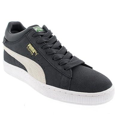 pas cher pour réduction 8215e 6947c Puma Homme Stepper Classic Lässig Bas Top Daim Chaussures de ...
