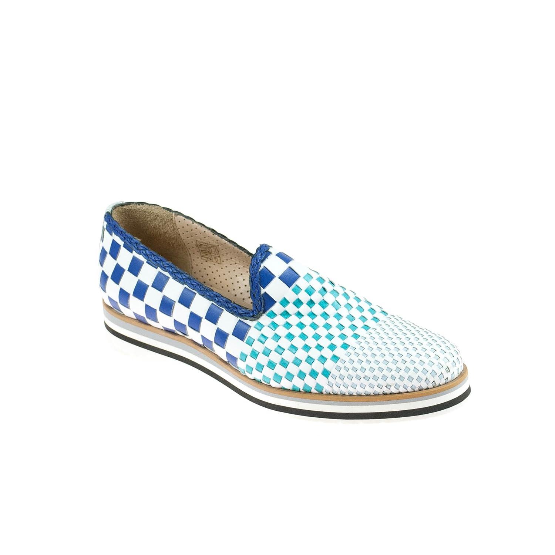 Pertini Zapatilla Baja Mujer, Color Multicolor, Talla 40 EU: Amazon.es: Zapatos y complementos