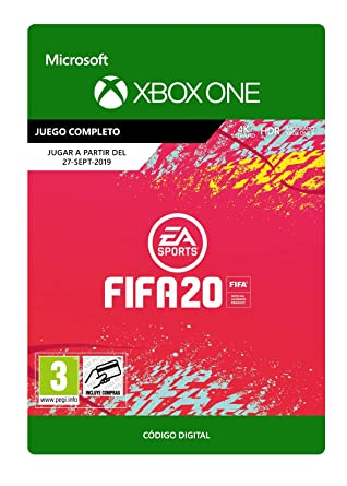 Fifa 20 Xbox One Codigo De Descarga Amazon Es Videojuegos