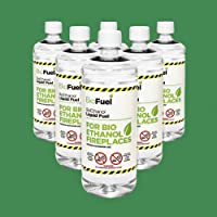 6L PREMIUM BIOETHANOL FUEL FOR FIRES, FREE DELIVERY to mainland UK for orders placed before 3pm. 5,600 EBAY reviews. Bio ethanol Liquid fuel for bioethanol fires. £3.98/Litre