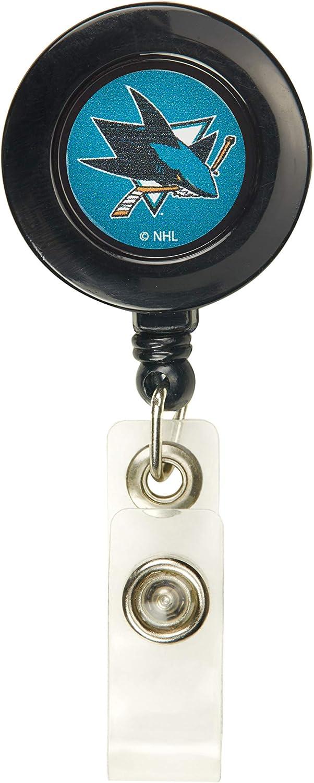 aminco NHL San Jose Sharks Badge Reel