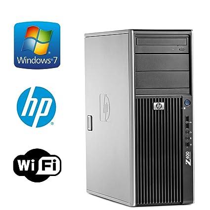 Amazon com: HP Z400 Workstation 6 CORE Computer -HP Z400 Workstation