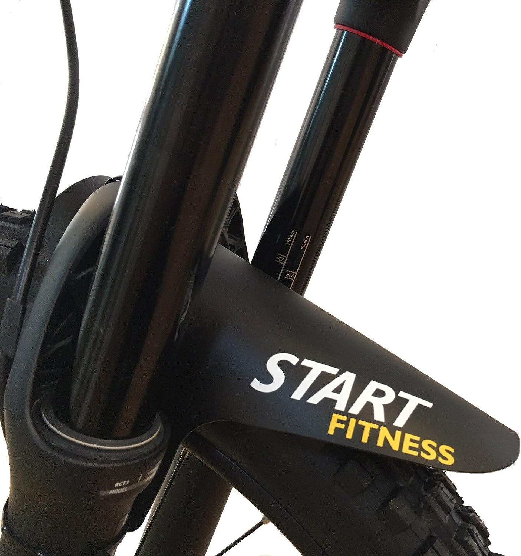 Black Start Fitness Front Guardian MTB Mudguard