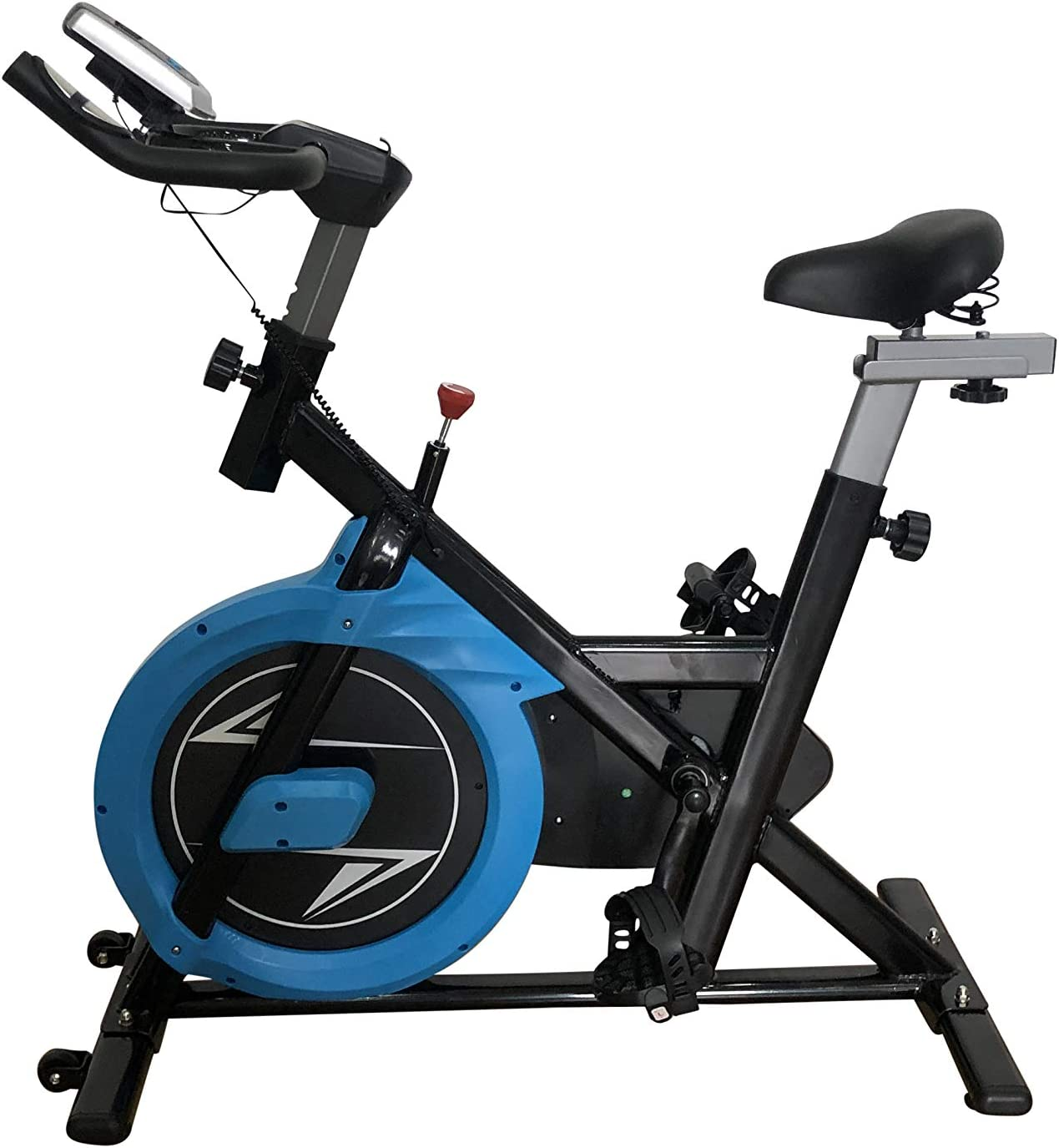 OLYMPIC Indoor Cycling - Cinta de Correr para Fitness, Color Amarillo: Amazon.es: Deportes y aire libre